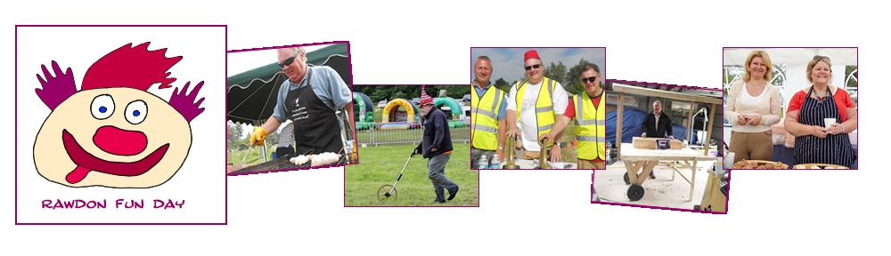 Rawdon Fun Day Volunteers