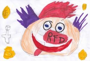 Jessica Gidlow, age 7, Rawdon Littlemoor Primary School